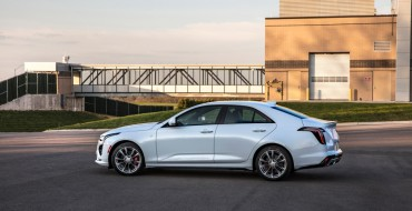 Cadillac gears 2020 CT4 Marketing Towards Young Drivers