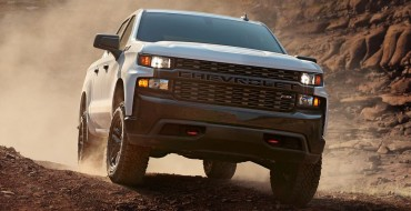 Is This the Exterior of the New Chevrolet Silverado ZRX?