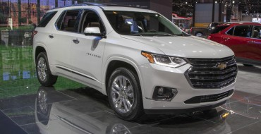 'Super SUV' Chevy Traverse Revealed in South Korea