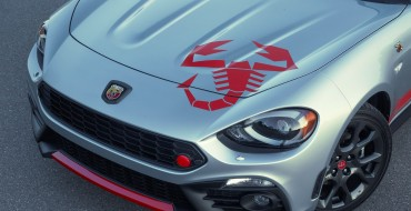 2020 Fiat 124 Spider Abarth Offers New Scorpion Sting Graphics