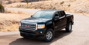 2020 GMC Canyon Overview