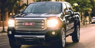 GMC Canyon Named One of the Best Diesel Trucks of 2020 by US News