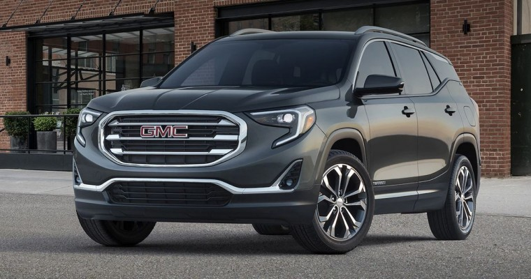 2020 GMC Terrain Overview