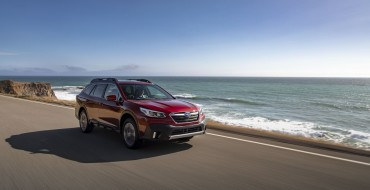 2020 Outback Named Best Station Wagon by Good Housekeeping