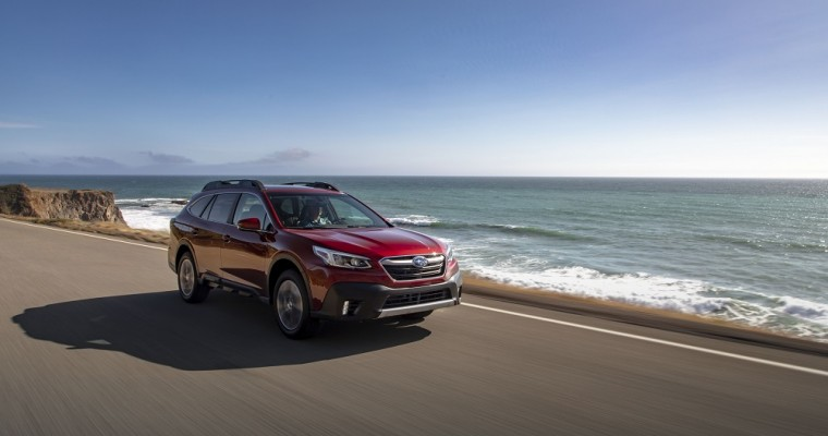 Early Review Raves About the 2020 Subaru Outback