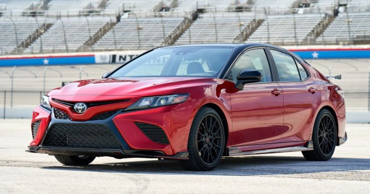 Meet the New 2020 Toyota Camry