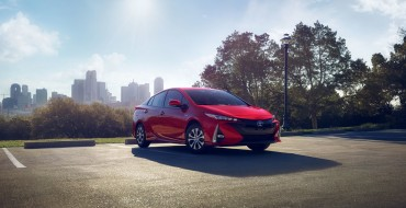 2020 Toyota Prius Prime Overview