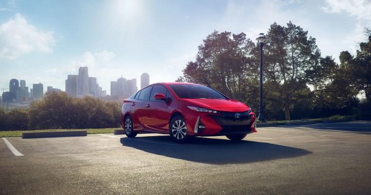 2020 Toyota Prius Prime Overview