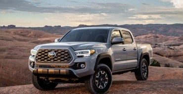 Toyota Launches 2020 Tacoma Pickup Truck