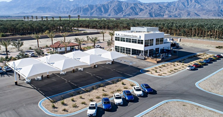 BMW Celebrates 20 Years of Performance Center Training and Experiences