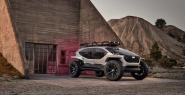 Audi Celebrates the Great Outdoors with the AI:TRAIL
