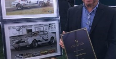 Basil Green Inducted in South African Hall of Fame