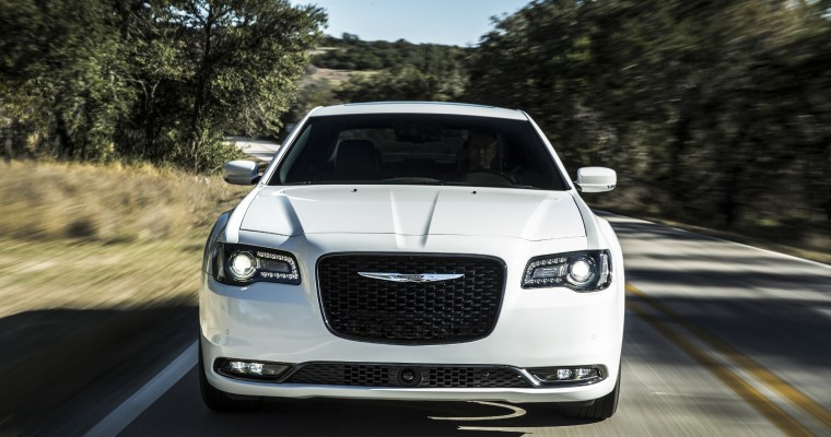 Chrysler 300 Earns Second AutoPacific Ideal Vehicle Award for Large Cars