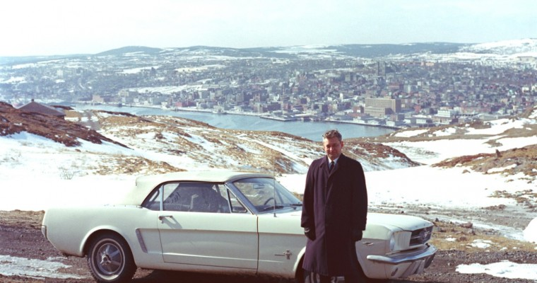 Harry Phillips, Man Who Sold First Mustang, to Be Reunited with Iconic Car