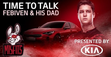 "Kia Creates ""Time to Talk"" with eSports Members and Their Families"