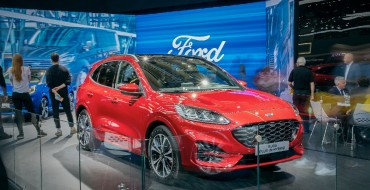 Ford Going All in on Electrified Lineup in Europe