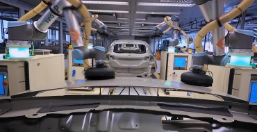 Ford Collaborative Robots Help Finish Fiestas in Europe