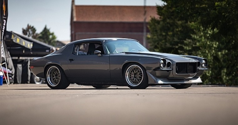 Take a Look at the Forgeline Pro-Touring Style 1970 Camaro