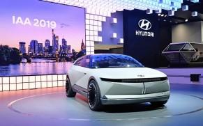 Hyundai Looks to the Future at Frankfurt Motor Show