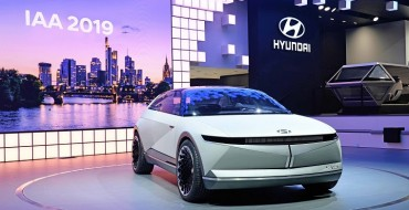 Hyundai Looks to the Future at Frankfurt Motor Show