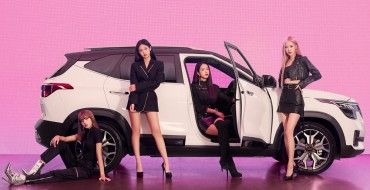 Kia Ambassadors BLACKPINK Promote the New Seltos in Social Campaign