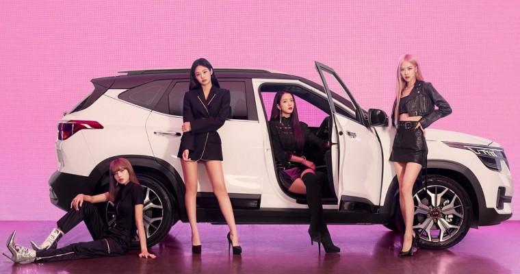 Kia Ambassadors BLACKPINK Promote the New Seltos in Social Campaign