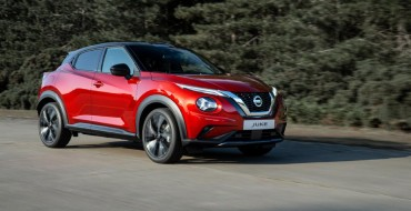 Next-Generation Nissan JUKE Released in Europe