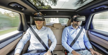Porsche Sees VR As the Next Gen of In-Car Entertainment