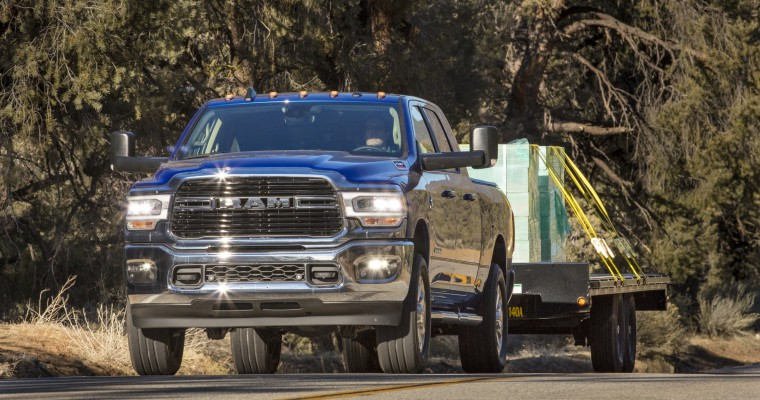 The All-New 2020 Ram 2500 and 3500