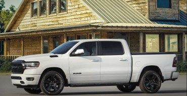 Green Car Journal Names Ram 1500 2020 Green Truck of the Year
