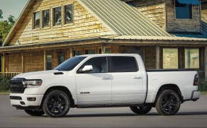 What's New on the 2020 Ram 1500