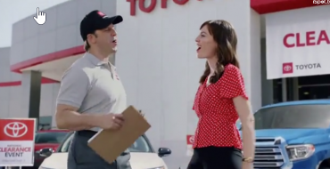 Is That Laurel Coppock Singing in the New Toyota Commercial?