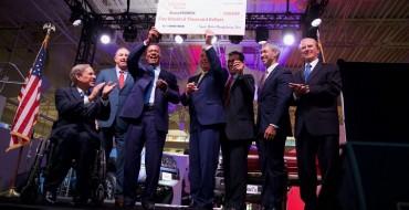 Toyota Invests $391 Million in San Antonio Truck Plant