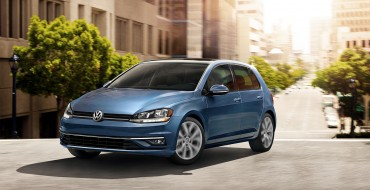 VW Golf Named in Digital Trends' Best Cars of 2019