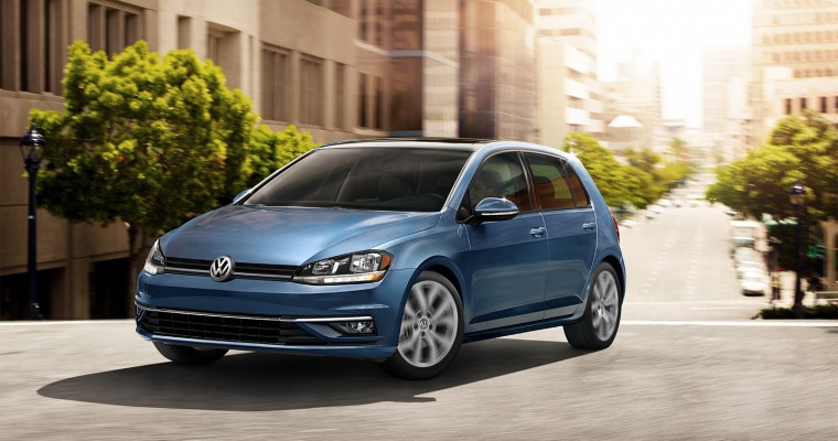 What We Know So Far About the New Volkswagen Golf