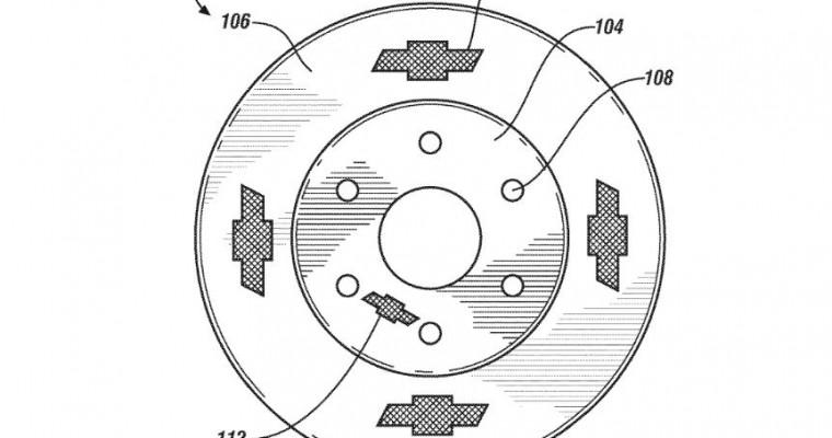 "Chevy Patents Some, uh, ""Interesting"" Brake Rotors"