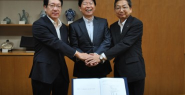 Disaster Cooperation Agreements Concluded by Mitsubishi Motors