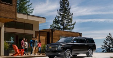 2020 Chevrolet Suburban Overview
