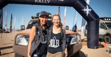 Nissan Armada Mountain Patrol Scores Big at the Rebelle Rally