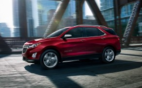 Chevy Equinox Earns Spot on US News' List of 12 Compact SUVs with the Most Cargo Room