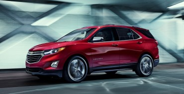 IIHS Names 2020 Chevy Equinox a Top Safety Pick