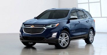 2020 Chevrolet Equinox Overview
