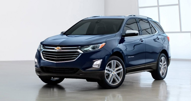 Chevrolet Equinox Makes US News' List of the 14 Safest SUVs for 2020