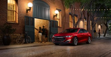 Chevy Malibu Updates for 2020