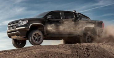 Popular Mechanics Names Chevy Colorado ZR2 Best Off-Roader