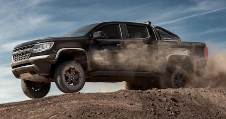 2020 Chevrolet Colorado Overview
