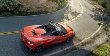 [PHOTOS] Chevrolet's First Corvette Hardtop Convertible Is a Real Stunner