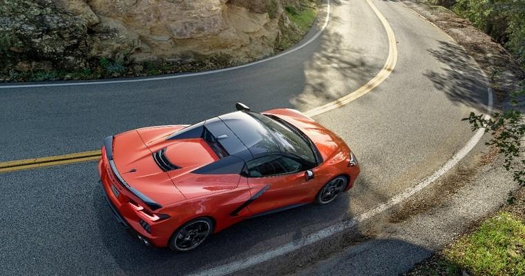 Car and Driver Names 2020 Corvette Stingray a 10Best