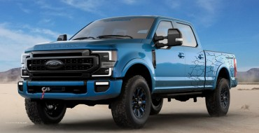 5 Custom 2020 Ford F-Series Super Duty Trucks Coming to SEMA