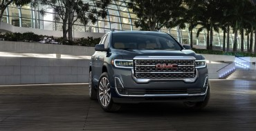 GMC Acadia and Terrain Named to US News' List of the Best New SUVs Under $30,000 in 2020